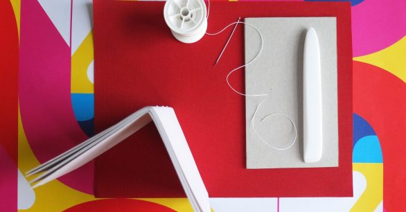 Bookbinding with Woodle Books