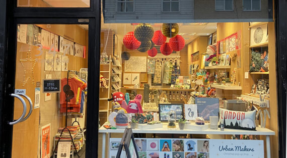 Our Festive Pop-up is now open!